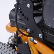 Forest adjustable seat depth