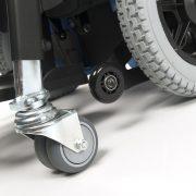 Navix SU - detail front wheels