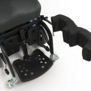 Navix SU - detail knee lock