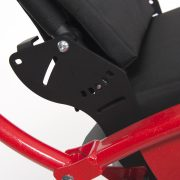Navix - backrest adjustment manually
